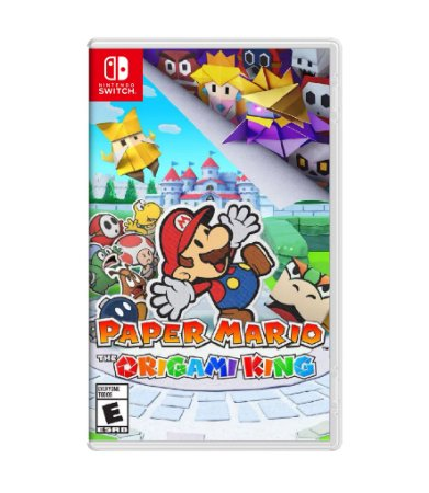 PAPER MARIO: THE ORIGAMI KING – SWITCH