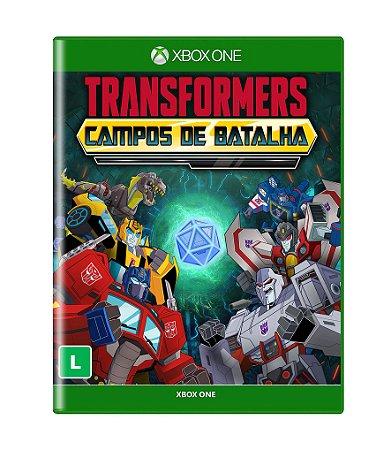 TRANSFORMERS: CAMPOS DE BATALHA - XBOX ONE