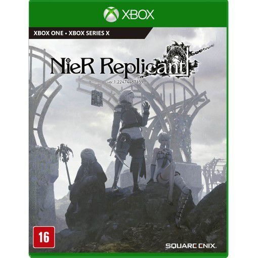 NIER REPLICANT VER.1.22474487139 - XBOX ONE