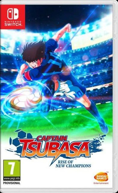 CAPTAIN TSUBASA: RISE OF THE NEW CHAMPIONS - SWITCH