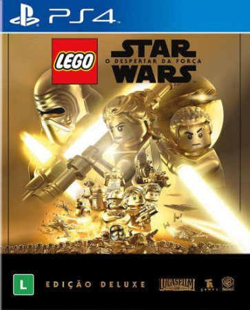 LEGO STAR WARS: O DESPERTAR DA FORÇA DELUXE - PS4