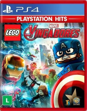 LEGO MARVEL's VINGADORES - PS4