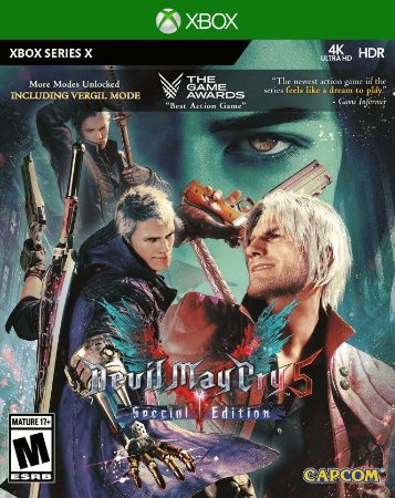 DEVIL MAY CRY 5: SPECIAL EDITION - XBOX SERIES X