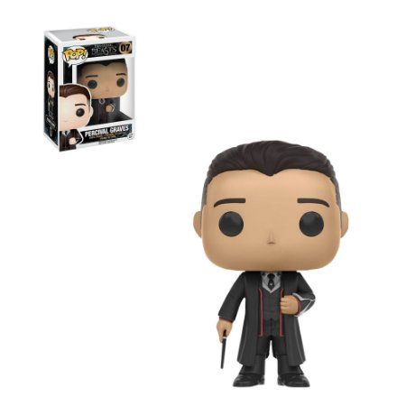POP FANTASTIC BEASTS AND WHERE TO FIND THEM: PERCIVAL GRAVES 07
