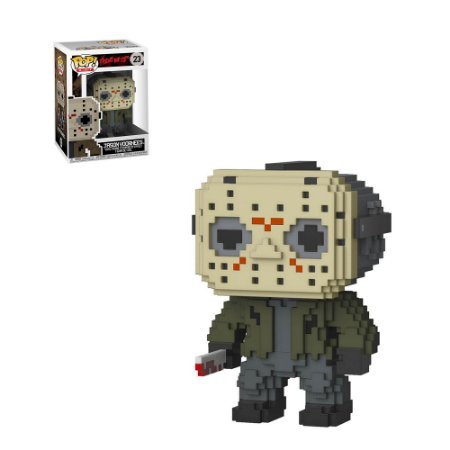 POP FRIDAY THE 13TH 8-BITS: JASON VOORHEES