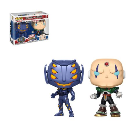 POP MARVEL VS CACPCOM INFINITE: ULTRON VS SIGMA (2 PACK)