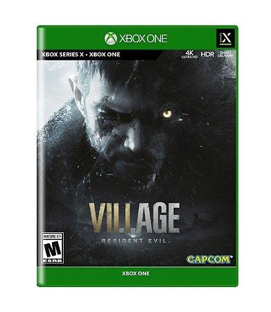 RESIDENT EVIL VILLAGE - XBOX ONE / SERIES X