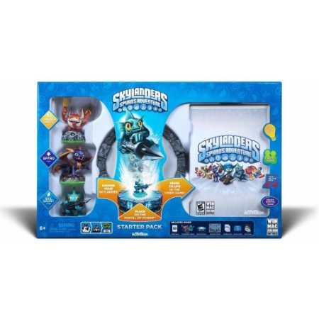 SKYLANDERS SPYRO ADVENTURES STARTER PACK - WINDOWS / MAC