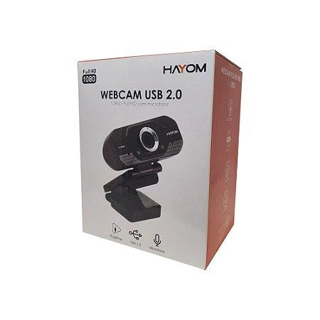 WEBCAM USB 2.0 HAYOM