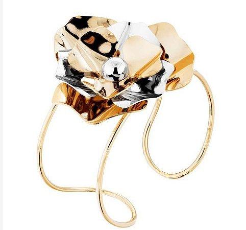 Bracelete Flor Oriente