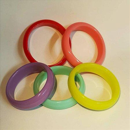 Bracelete Cores Círculo