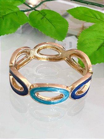 Bracelete Azulado