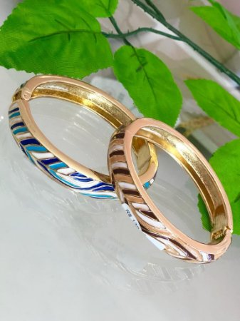 Bracelete Geométrico Fino