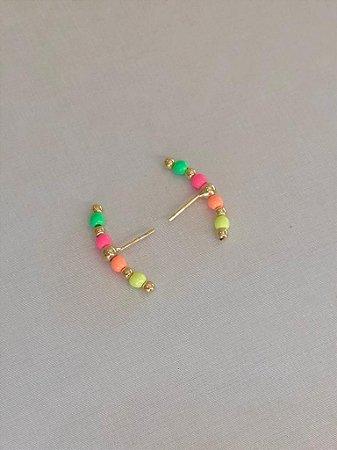 Brinco Ear Hook Colorido