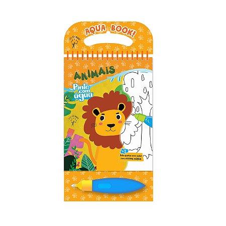 Livro Aqua Book: Animais