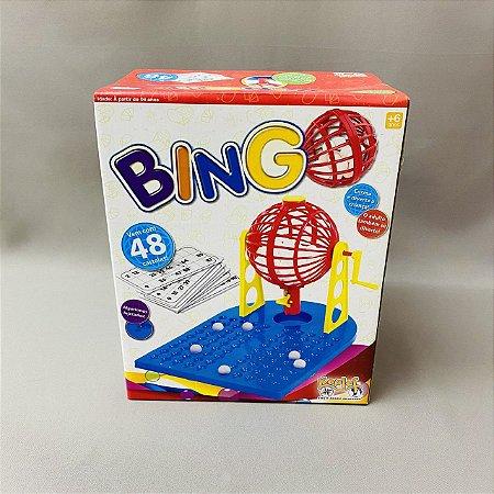 Jogo Bingo Kepler