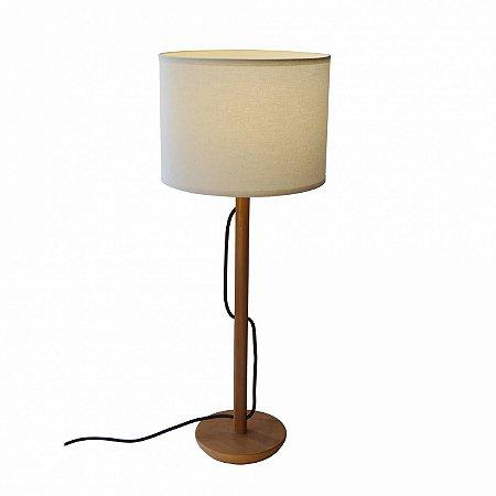 Luminária de mesa Coluna