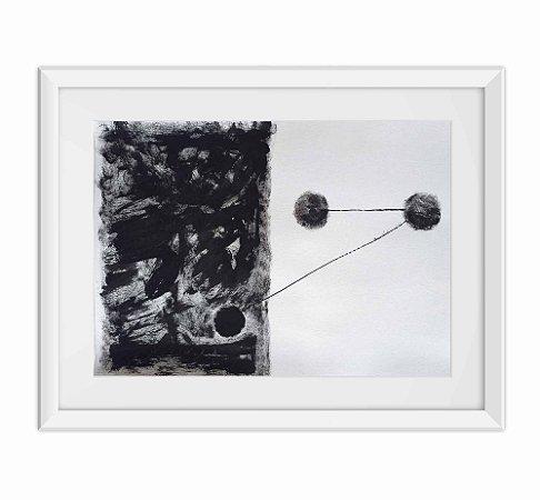 Abstrato Moon IX