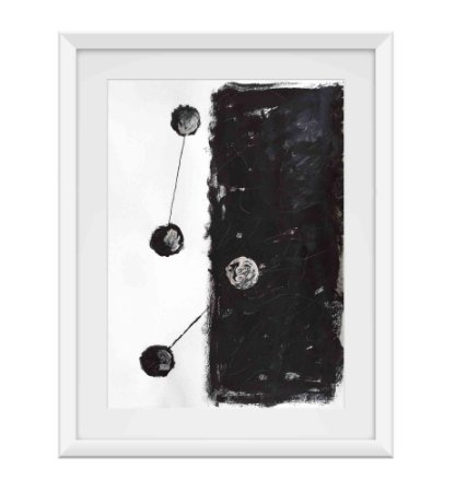 Abstrato Moon VIII