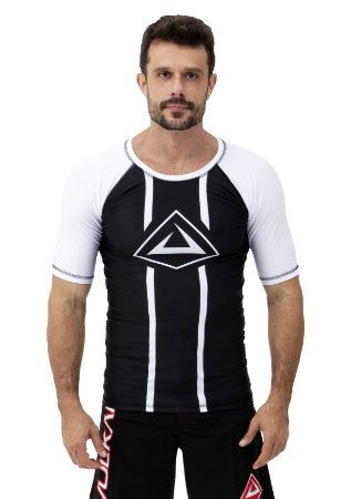 RASH GUARD VULKAN CHALLENGE MC BRANCA