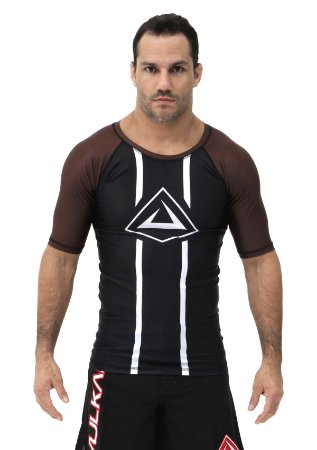 RASH GUARD VULKAN CHALLENGE MC MARROM