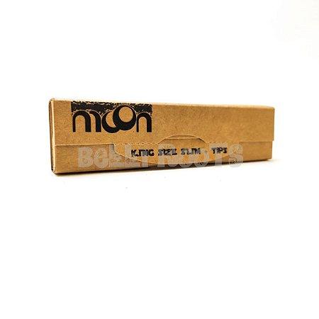 SEDA MOON BROWN KING SIZE + TIPS (filtros)