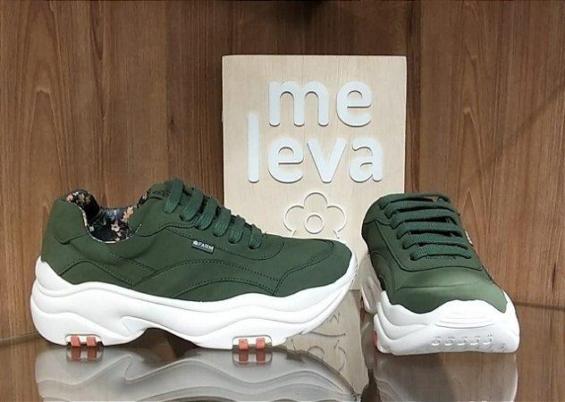 Tênis chunky sneakers Verde - Farm