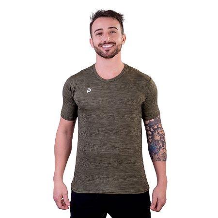 Camiseta Punnto Masculina Manga Curta Tradicional Energy