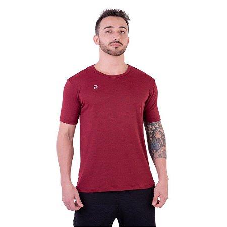 Camiseta Punnto Masculina Manga Curta Porus Poliamida