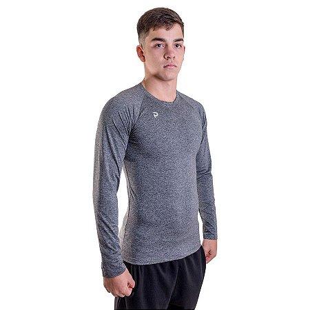 Camiseta Punnto Masculina Térmica Poliamida Thermo