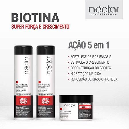 Produto para estimular Crescimento e Fortalecer os Fios - Infusion Super Força Biotina 300gr