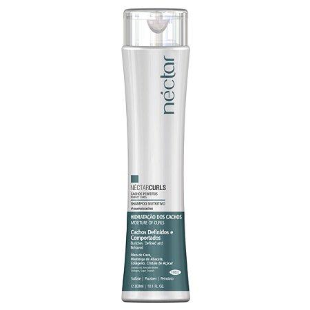 Shampoo Hidratante para Cachos e Ondulados- Néctar Curls