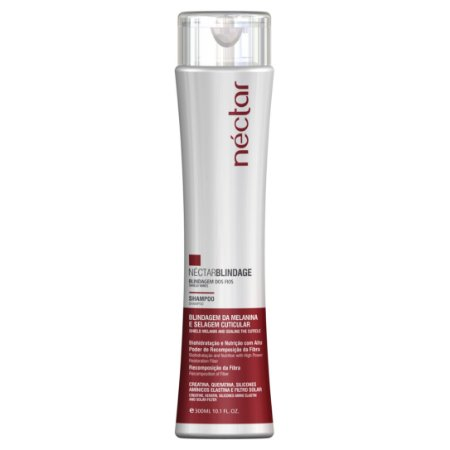 Shampoo para cabelos coloridos e descoloridos - Néctar Blindagem