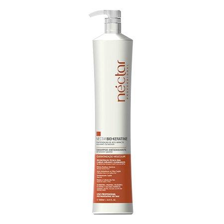 Shampoo Antioxidante  Queratina 1000ml - Profissional