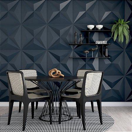 Placas decorativas 3D Poliestireno Estrelar m²