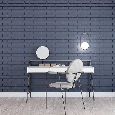 Placas decorativas 3D Poliestireno Tijolinho Encaixe m²