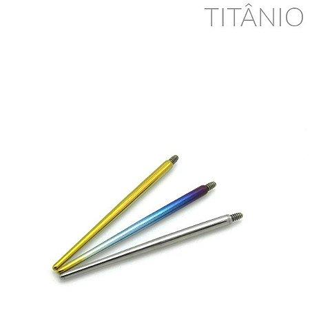 Taper Titânio