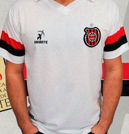 Camisa Comemorativa G.E. Brasil 35 anos Feminina