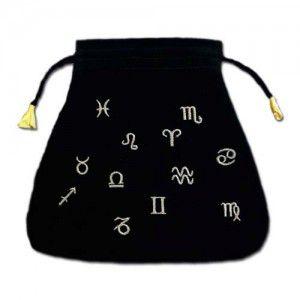 Bolsa para Baralho - Astrologia