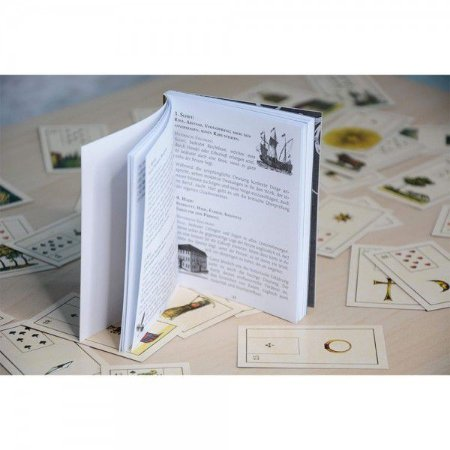 Old Lenormand - Ancien Lenormand