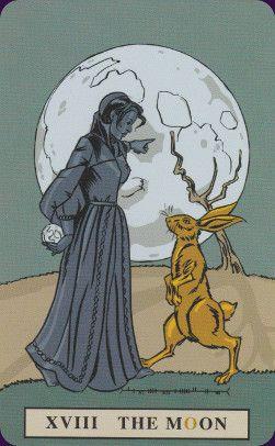 The English Magic Tarot - IMPORTADO