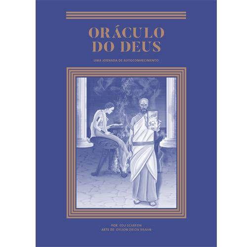 Oráculo do Deus – uma jornada de autoconhecimento - Edu Scarfon