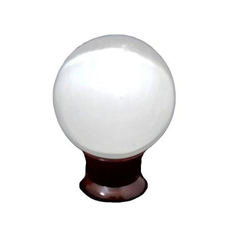 Esfera em Selenita  240G A 215g