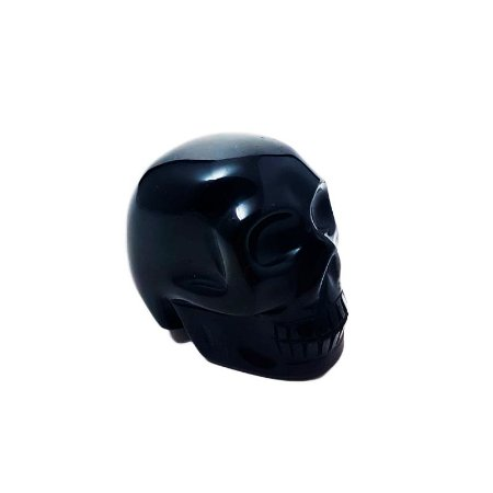 Crânio em Obsidiana Negra 277gr