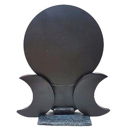 Espelho Negro Triluna