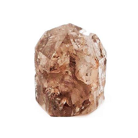 Cristal Elestial com Arco-Íris 155gr (Qualidade Extra)