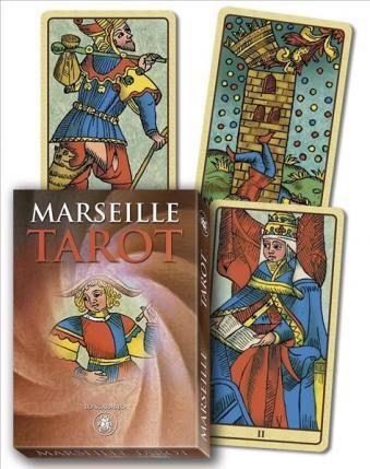 Marseille Tarot - Arcanos Maiores