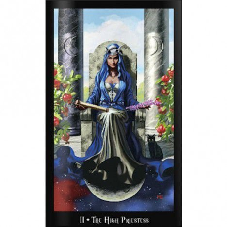 Witches Tarot (Livro + Cartas)