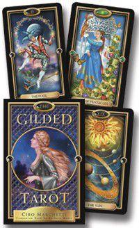 The Gilded Tarot - Tarô Dourado