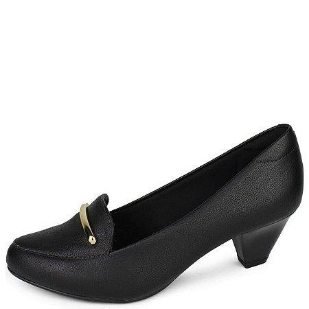 Sapato Modare Scarpin 7005.663 34/39  Caixa Com 6 Pares